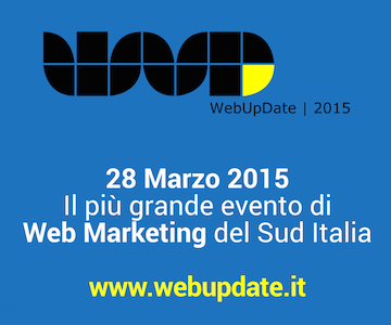 SocialMediaLife.it Media Partner del WebUpdate 2015