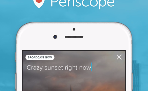 Twitter lancia Periscope - Video live Streaming