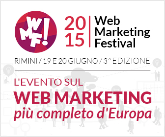 SocialMediaLife.it Media Supporter del Web Marketing Festival 2015