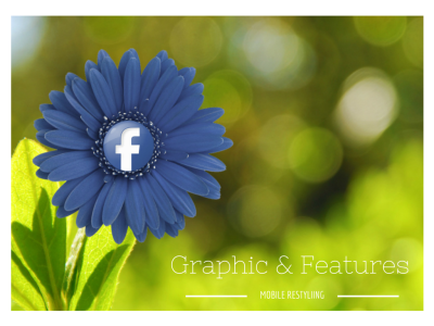 Facebook Graphic & Features Mobile Restyling
