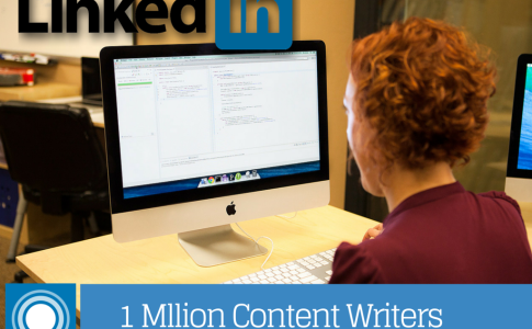 LinkedIn Pulse 1 Mllion Writers
