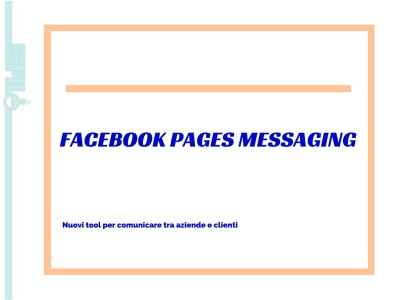 Facebook Pages Messaging