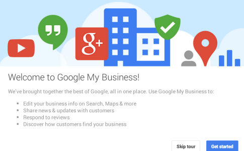 Google My Business - Aggiornamento