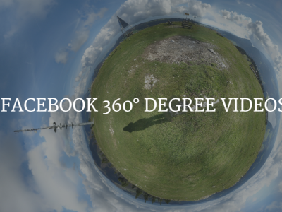 Facebook Video 360 gradi mobile