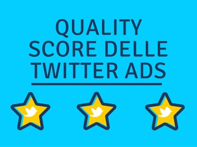 Quality score delle twitter ads