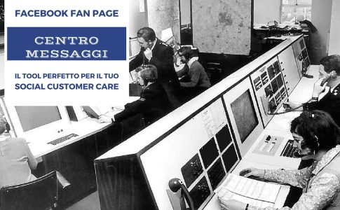 Messaggi Fan Page - Social Customer Care