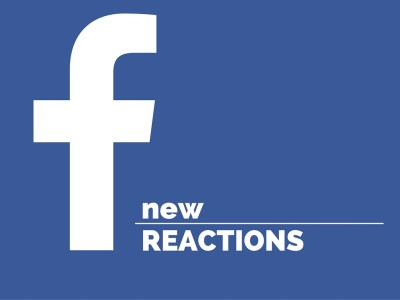 Facebook New reactions