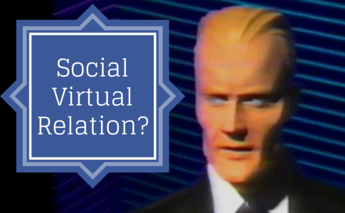 Social Virtual Relation Facebook