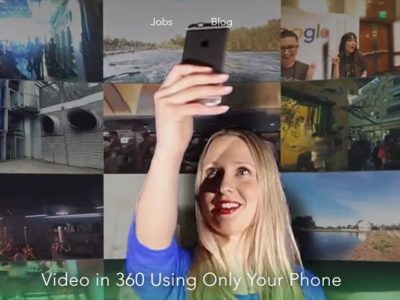 Splash App Video 360 gradi