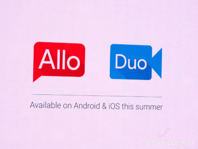 Google Allo e Duo - Instant Messaging e Video Call App