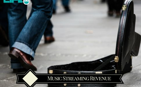 Music Streming Global Revenue