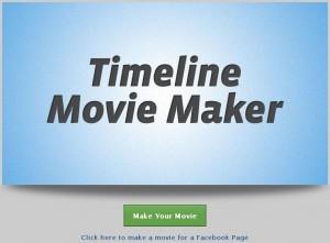 Timeline Movie Maker - Applicazione Facebook per creare Video Diari Multimediali