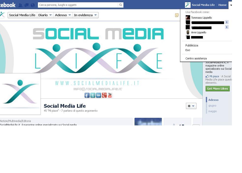 """Photo of Facebook ti dà """"Voce"""""""
