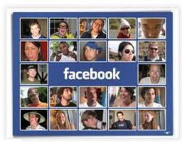 Cura agorafobia con Facebook