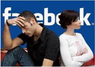 Facebook principale causa di Divorzio negli Stati Uniti