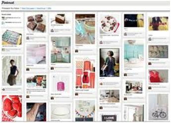 Pinterest - il social network per immagini