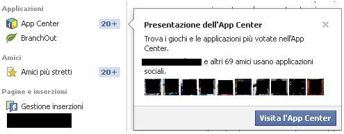 Photo of Ecco a voi l'App Center di Facebook