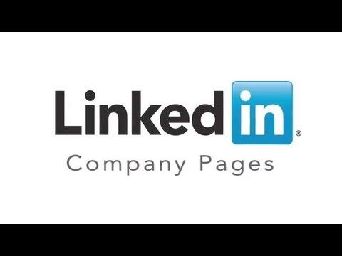 LinkedIn - Nuove Pagine Azienda