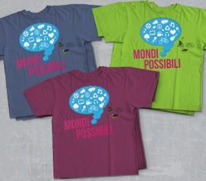 Mondi Possibilli - la Tshirt in Palio per il Twitter Contest