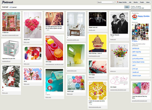 eBay copia Pinterest