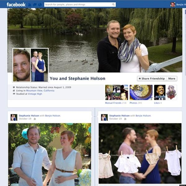 Photo of Facebook si fa matrimoniale: ecco il Diario di Coppia