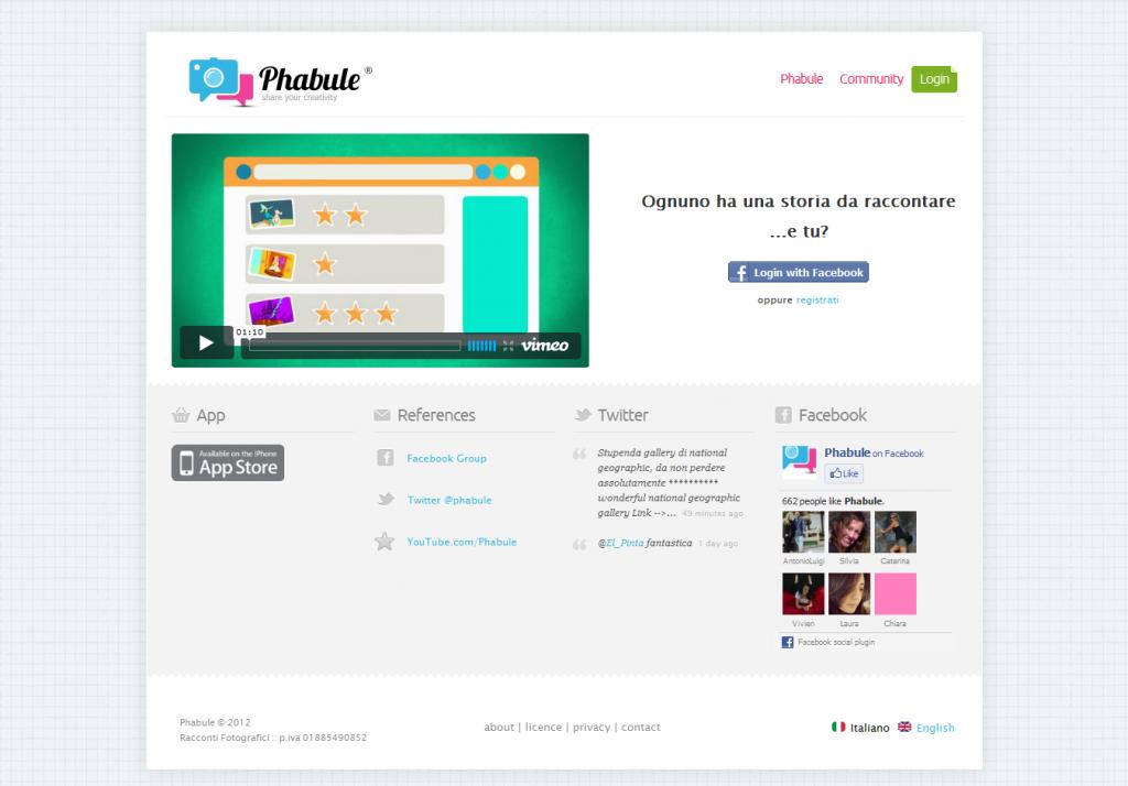 Phabule.com - Home Page