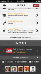 Caratteristiche App Intro