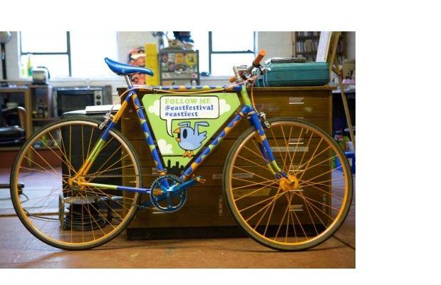Twitter Bike