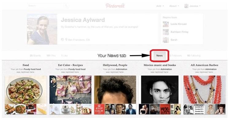 """Photo of Pinterest """"News"""": nuove funzionalità in arrivo"""