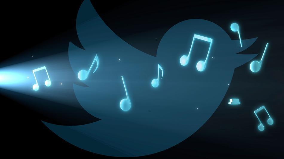 Photo of Dopo i cinguettii su Twitter arrivano anche le note musicali