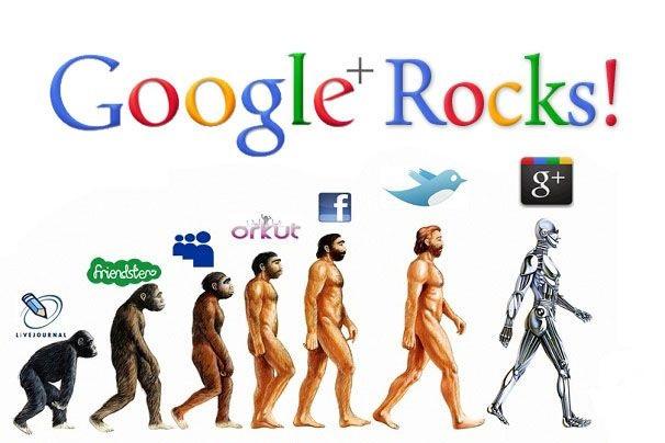 Evoluzione di Google Plus