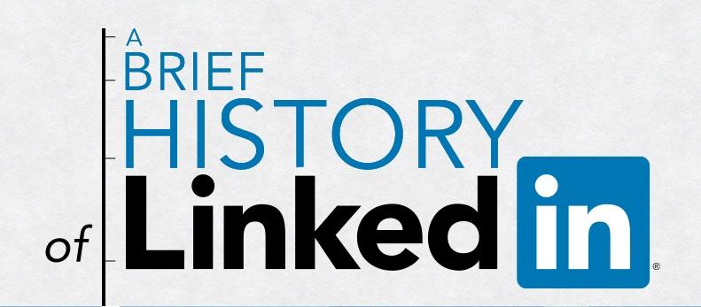 Primi dieci anni di LinkedIn - Infografica Interattiva