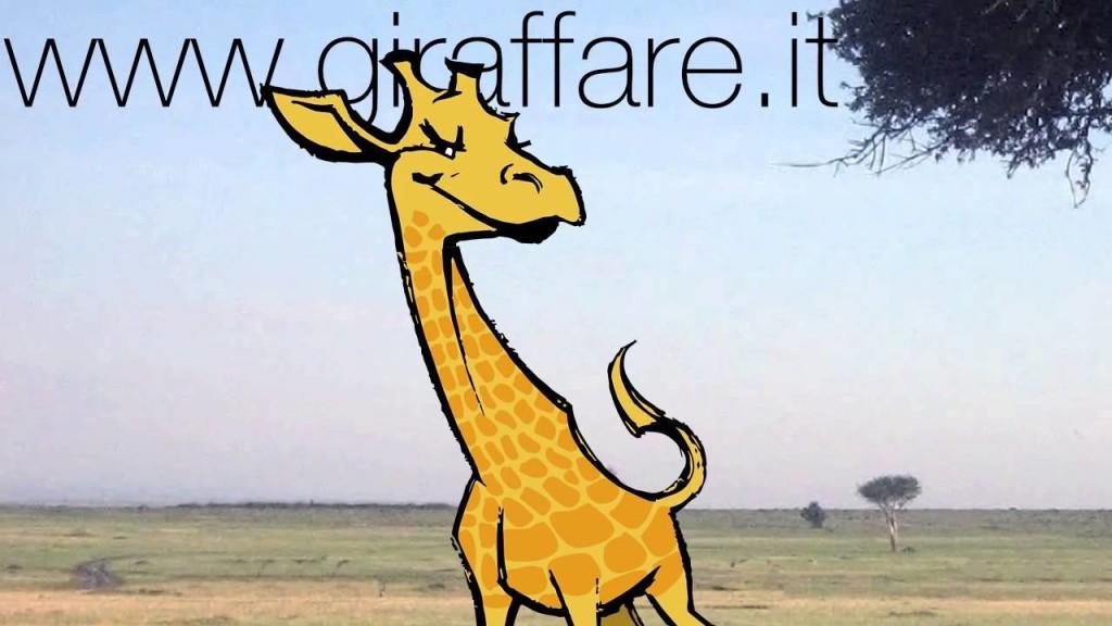 La giraffa di Giraffare