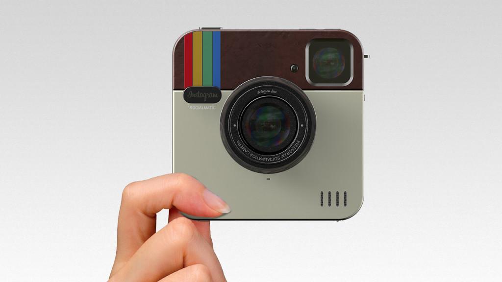 Immagine fotocamera Socialmatic