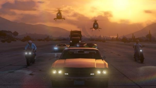 Immagini GTA 5