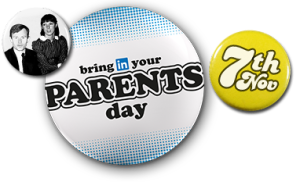 linkedin bring in yuour parents day