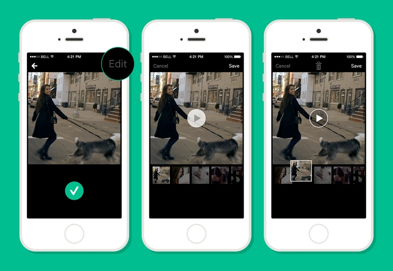 Photo of Vine raddoppia: ora salvabili e modificabili le video-bozze