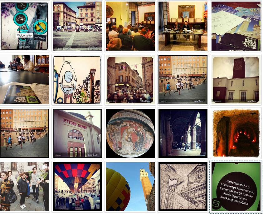Photo of X Giornata Nazionale del Trekking Urbano: Instagrammers protagonisti