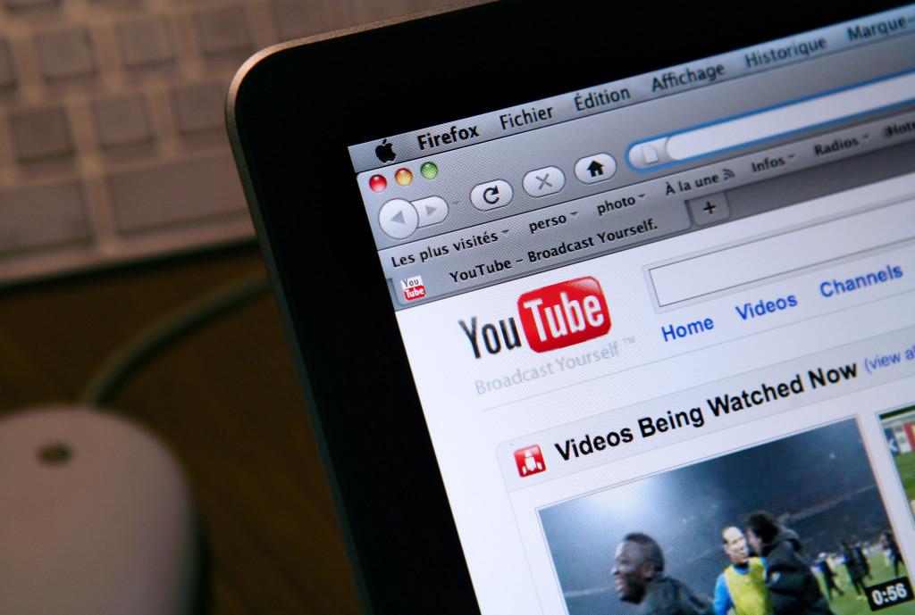 YouTube lancia servizio on demand