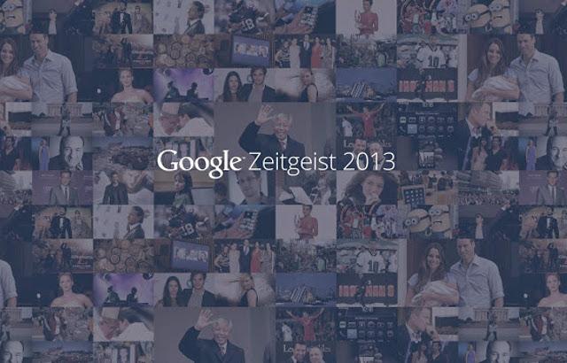 Photo of Google Zeitgeist 2013: cosa abbiamo fatto online quest'anno