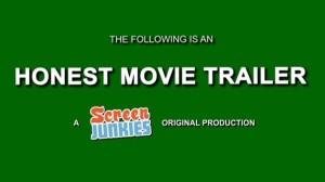 Honest Movie trailer su YouTube