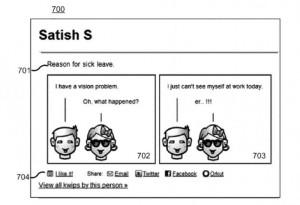 Esempio di Fumetti e Vignette su Google Plus