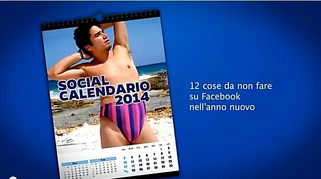 Social Calendario di Proforma