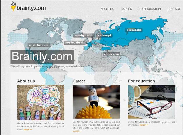 Brainly.com - Social Network dedicato all'istruzione