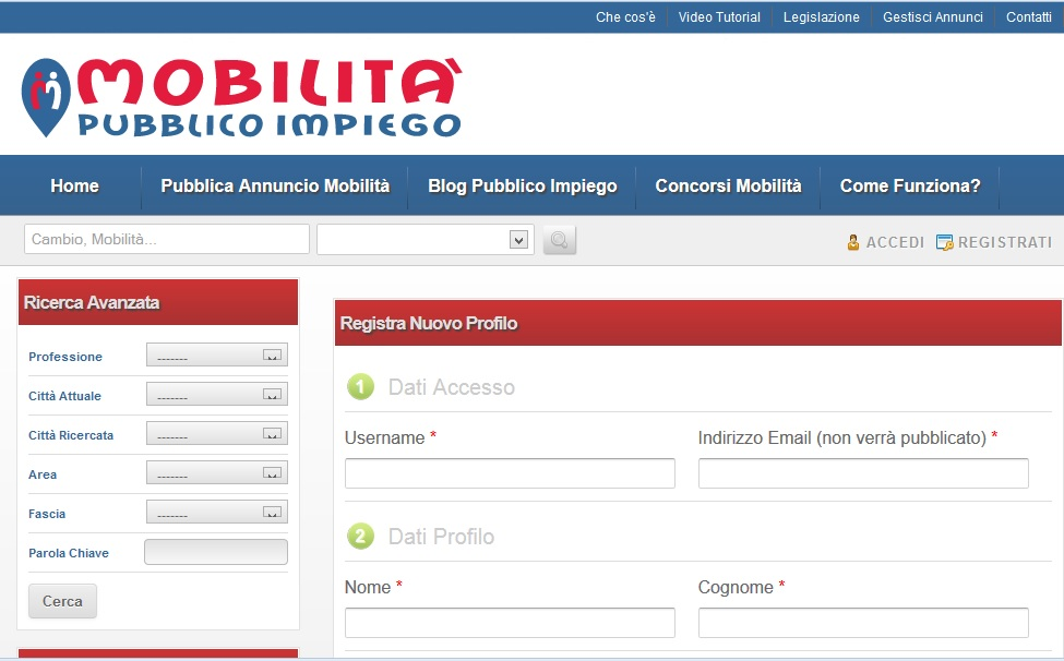 Photo of La Listing Community secondo MobilitaPubblicoImpiego.it