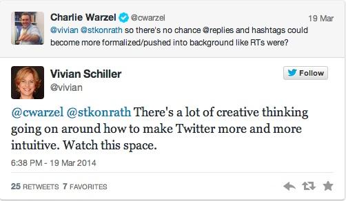 Tweet Vivian Schiller
