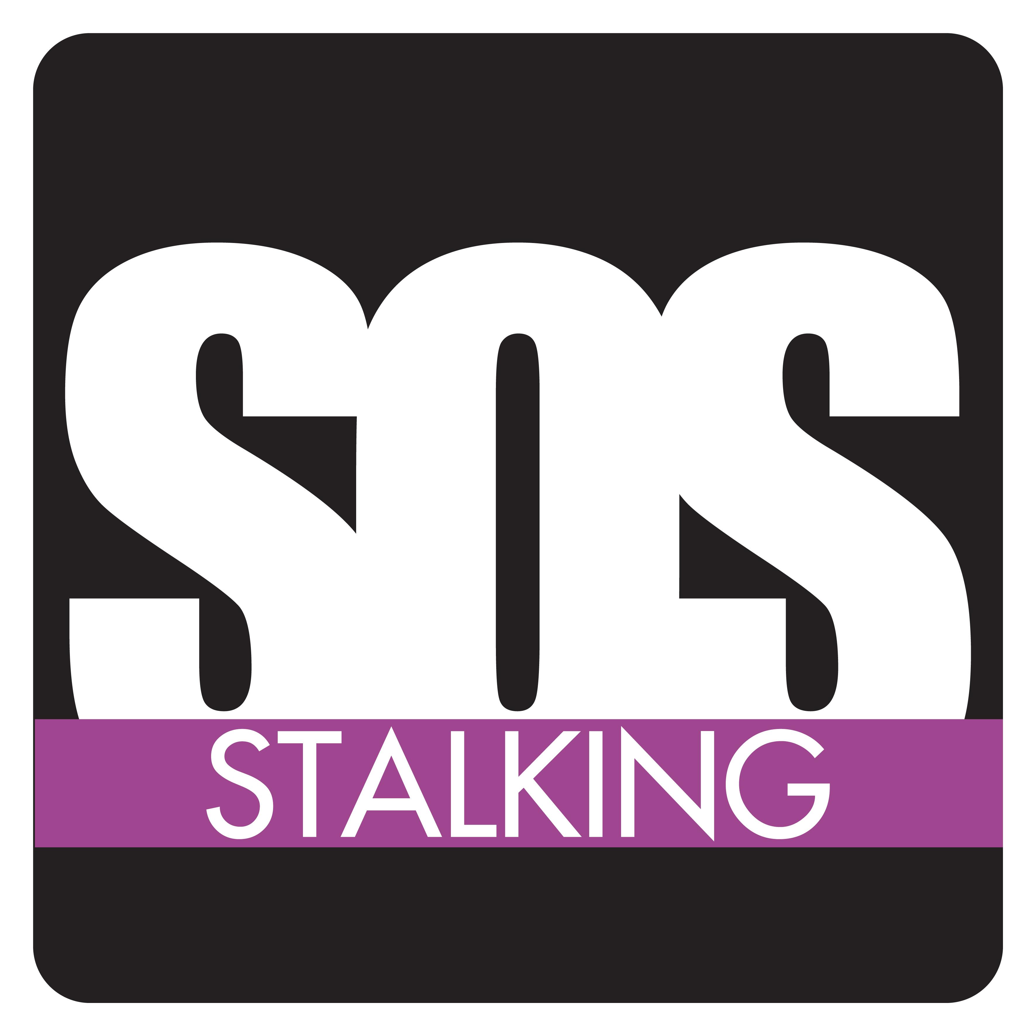 Icona app SOS Stalking