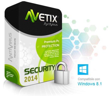 Avetix Antivirus