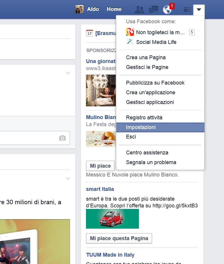 Come Disattivare Video su Facebook