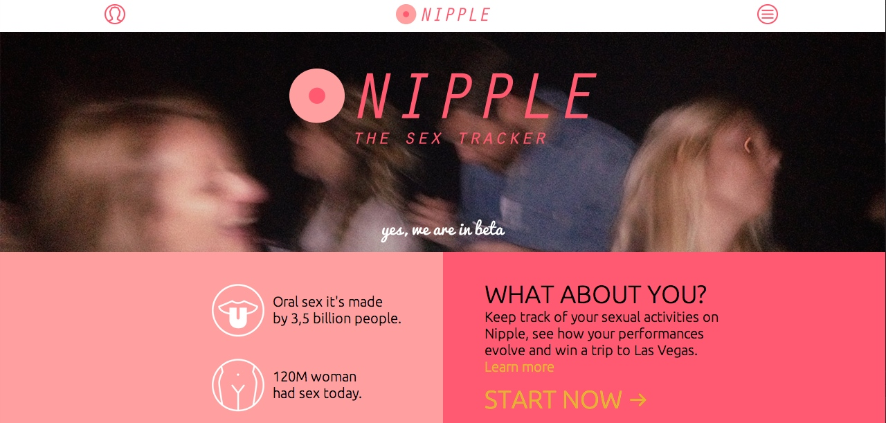 Photo of Nipple: l'app sessuale
